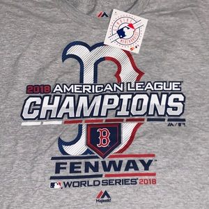 **New** 2018 American League Championships Red Sox